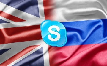 Teaching Russian language to foreigners using Skype